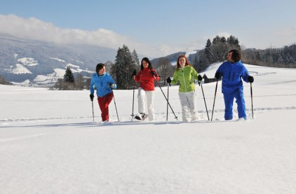 Wintersport in Flachau
